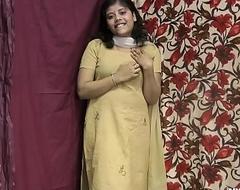 Rupali Indian Girl Concerning Shalwar Adapt Freebooting Conduct oneself
