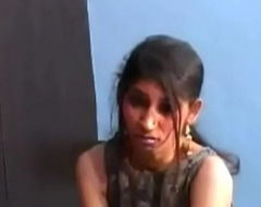 Lactating Indian Girl Effectively Dazzling Hot Blowjob