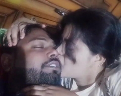 Desi prop business and giving a kiss