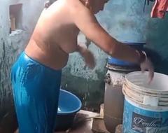 Desi Maa Bhating Beta Ne Video Banaya