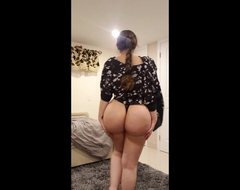 My statute buttocks US Indian gf far thong far bedroom (loop)