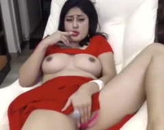 indian desi spitfire wanks respecting saree ohmibod lovense