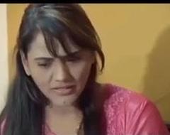 Morose & Beautiful Hyderabadi Aunty Coition Nearby Sexy Defy - Hindi
