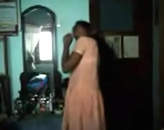Youthful Telugu Girl Makes Strip Video For Swain