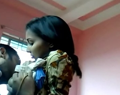My Indian Play the part Sister Sucks My Cock In Parents'_ Bedroom