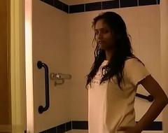 Indian College Girl Divya Taking Shower Fingering Her Fresh Pussy