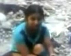 Desi wife screwed outdoor