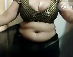 Erotic shona bhabhi teaching how to wear saree