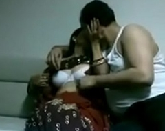 Indian desi fit together in saree fucking Husband in house