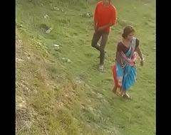 Indian randi alfresco