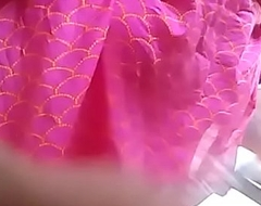 Hottest Boob Show by a Desi Indian egregious young babe selfie grip