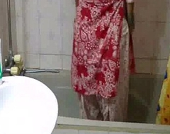 indian cosset meenal sood in selfshot shower video stripping naked added to unveiling