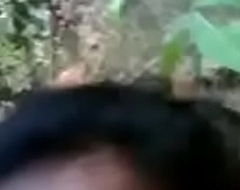 Desi Bangla shy cousin Spoil first time likes Mms Outdoor Audio