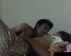 Cuddling with a Hot Indian Mummy